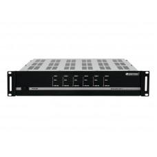 OMNITRONIC MCS-1250 MK2 6-Zonen-Verstärker