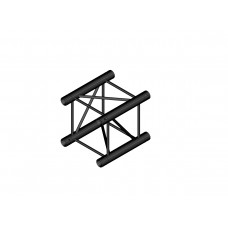 ALUTRUSS DECOLOCK DQ4-S250 4-Punkt-Traverse sw