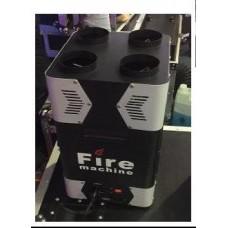 FP4 Profi 4-Flammen DMX Flammen-Projektor
