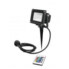 EUROLITE LED IP FL-10 COB RGB FB + Spie