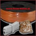 Kabel und Klemmen